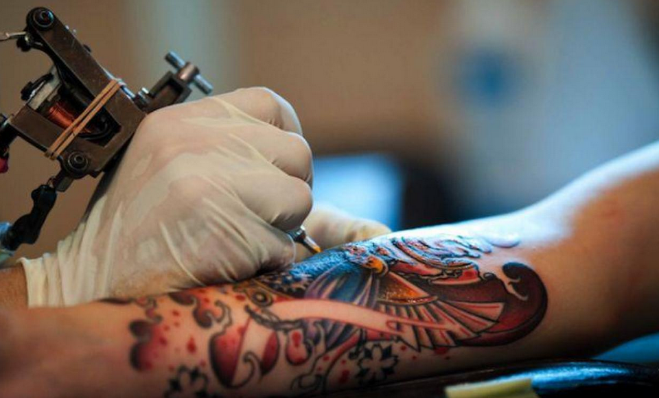 machine a tatouer